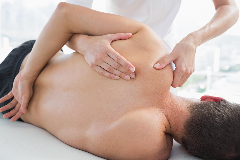 Massaging-on-Side
